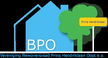 Vereniging Bewonersraad Prins Hendriklaan Oost e.o.
